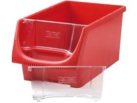 10480 Ящик-лоток красный