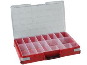 10564 Ящик Mobil низкий для шкафов длиной 648 мм, 18 ячеек