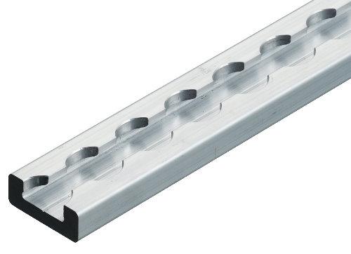 71206-3000 Шина крепежная AirLine, накладная, прямоугольная,  3000 mm