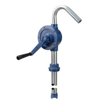 13055 Роторный бочковой насос 30 л/мин, труба 980 мм