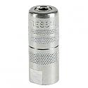 12643 Прецизионная смазочная насадка M 10 x 1 вн., под ключ, D 15 мм