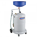 27070 PRESSOL Прибор пневмо для слива отработанного масла, 75 л передвижной