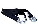 11713 Ремень крепежный с 2 J-крюками, 2 м