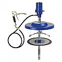 18764051 PRESSOL Система раздачи смазки, стационарная  для 50 кг емкостей, диаметр 335-385 мм