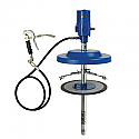 18421051 PRESSOL Система раздачи смазки, стационарная для 25 кг емкостей, диаметр 310 - 335 мм