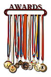 От 600 руб. Медальницы для спортивных наград, медалей, бейджей на лентах