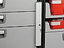 50210 Замок-панель для ящиков и шкафчиков