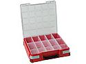 10562 Ящик Mobil низкий для шкафов длиной 486 мм, 15 ячеек